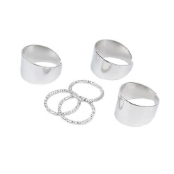 Silver Tube Set