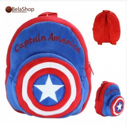 RUCSAC PLUS CAPTAIN AMERICA