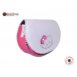 TOLBA MARY WHITE&PINK HELLO KITTY 2
