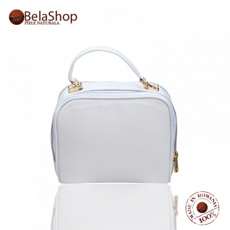GENTUTA BS30 Soft Mini Bag White