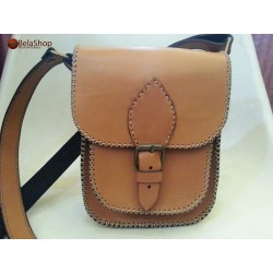 BORSETA BROWN CAMEL