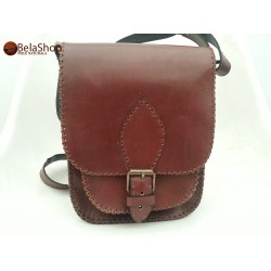 BORSETA RED BROWN