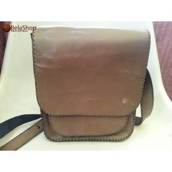 GEANTA TOM 3 DARK BROWN