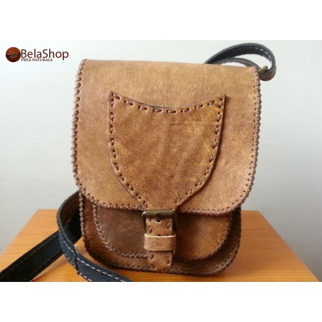 BORSETA BROWN LOW NABUC