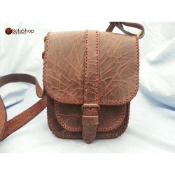 BORSETA BROWN VINTAGE