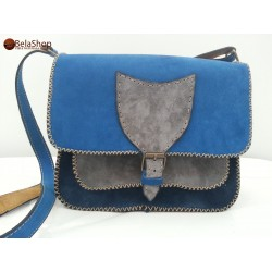 TANIA BLUE&GRAY&DARK BLUE