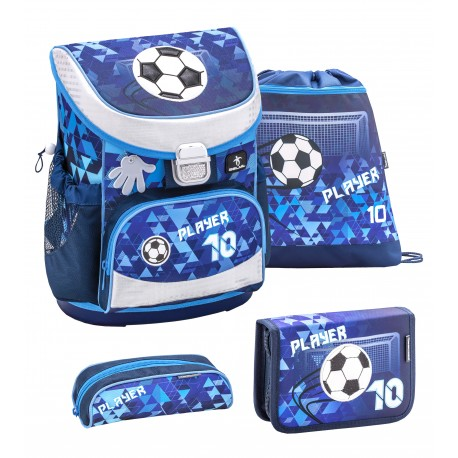Set Ghiozdan, Penare, Sac sport Mini-Fit Player