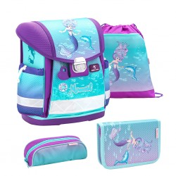 Set Ghiozdan, Penare, Sac sport Classy Believe in magic
