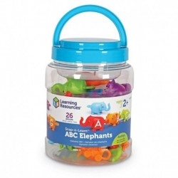 Elefantei cu litere