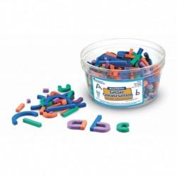 Set constructie magnetic - Litere si cifre