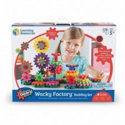 Set de constructie - Gears! Wacky Factory