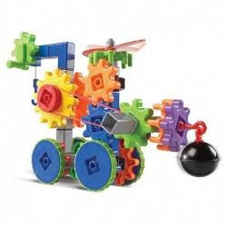Set de constructie Gears! - Utilaje in miscare