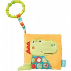 Carte din plus pentru bebelusi - Crocodil