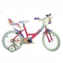 Bicicleta copii 16'' Winx