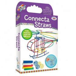 Connecta Straws - 140 piese