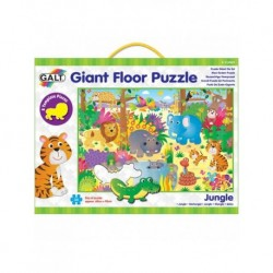 Giant Floor Puzzle: Jungla (30 piese)