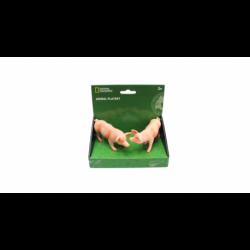 Set 2 figurine -  Purcelusi