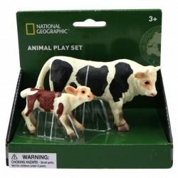 Set 2 figurine - Taur si vitel