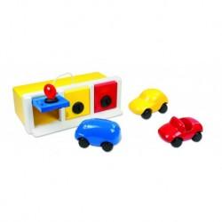 Jucarie interactiva - Garajul masinutelor