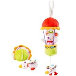 Jucarie muzicala-Soricelul in balon