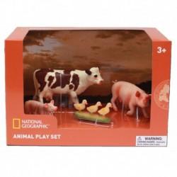 Set 4 figurine - Animalutele de la ferma