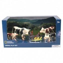 Set 7 figurine - Animalute de la ferma