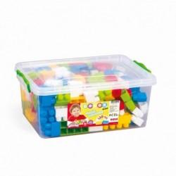 Cutie depozitare cu 130 cuburi