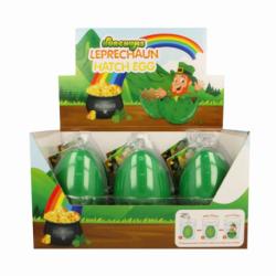 Ou - Spiridusul Leprechaun
