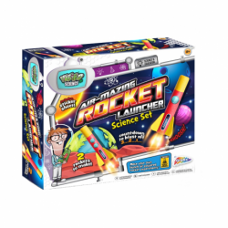 Set experimente - Racheta cu lansator