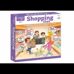 Joc interactiv - Lista de cumparaturi