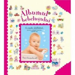 Albumul bebelusului (roz)