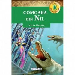 Clubul detectivilor - Comoara din Nil