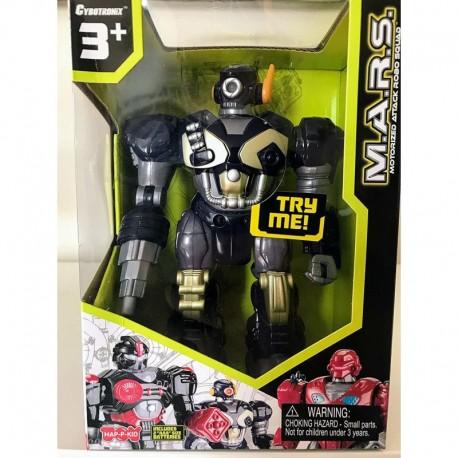 Robotel interactiv - M.A.R.S.
