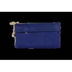 Portofel Din Piele Naturala 5025 Blue