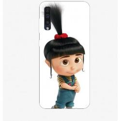Husa Silicon Soft, Agnes, Samsung Galaxy A50