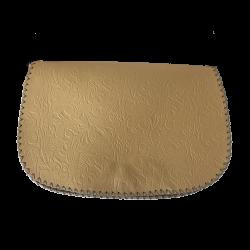 Geanta din piele naturala N03 Cream FX