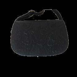 Geanta din piele naturala N03 Black FX