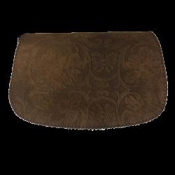 Geanta din piele naturala N03B Brown Vintage PR