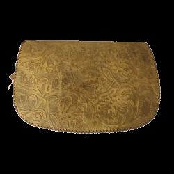 Geanta din piele naturala N03B Vintage Brown PR