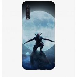 Husa Silicon Soft BS Print, Deadpool1, Samsung Galaxy A50