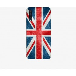 Husa Silicon Soft BS Print, England, Samsung Galaxy A50