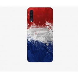 Husa Silicon Soft BS Print, France, Samsung Galaxy A50