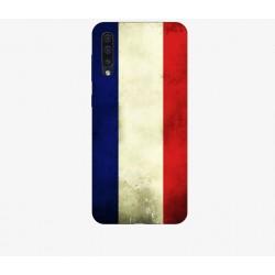 Husa Silicon Soft BS Print, France1, Samsung Galaxy A50