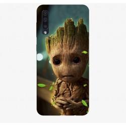 Husa Silicon Soft BS Print, Groot, Samsung Galaxy A50