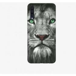 Husa Silicon Soft BS Print, Lion, Samsung Galaxy A50