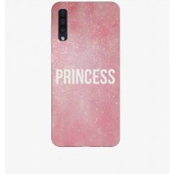 Husa Silicon Soft BS Print, Princess, Samsung Galaxy A50