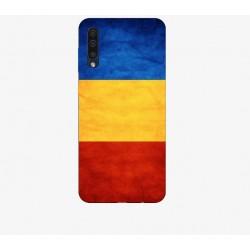 Husa Silicon Soft BS Print, Romania, Samsung Galaxy A50