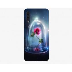 Husa Silicon Soft BS Print, Roses, Samsung Galaxy A50