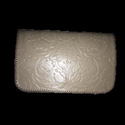 Geanta din piele naturala N04 Beige PR