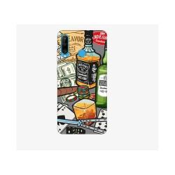 Husa Silicon Soft BS Print, Game, Huawei P30 Lite